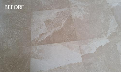 Bad Limestone Installation